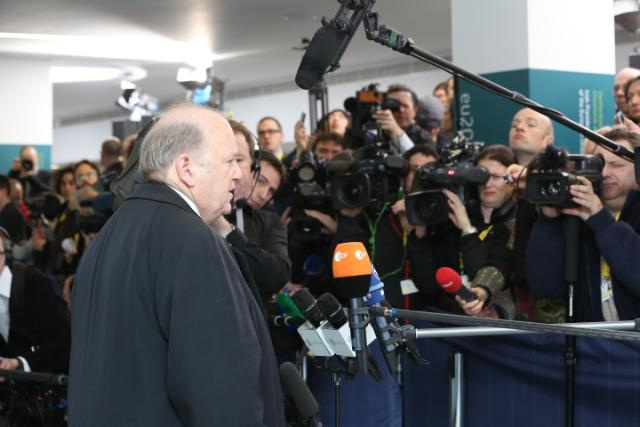 20130412 ECOFIN Eurogroup Arrivals 3