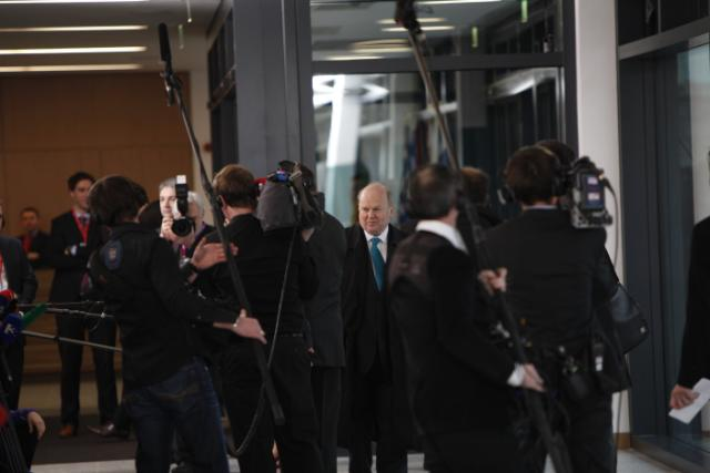 20130412 ECOFIN Eurogroup Arrivals 4