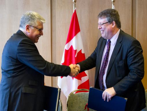 20130304 EU-Canada Trade Agreement