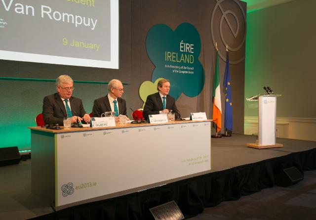 20130109 Visit of the European Council President Van Rompuy 9